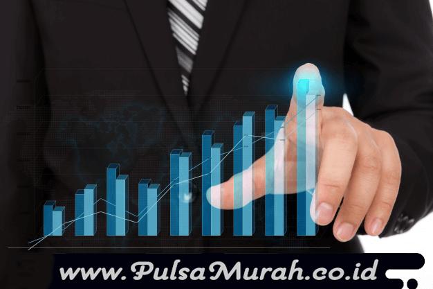statistik penjualan pulsa di indonesia, statistik pulsa di indonesia, statistik data penjualan pulsa di indonesia
